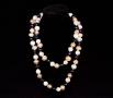 Color Pearls - Kette 9-10mm